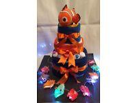 Nemo Nappy Cake