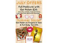 Southsea Nails, Lashes & Tanning Offers