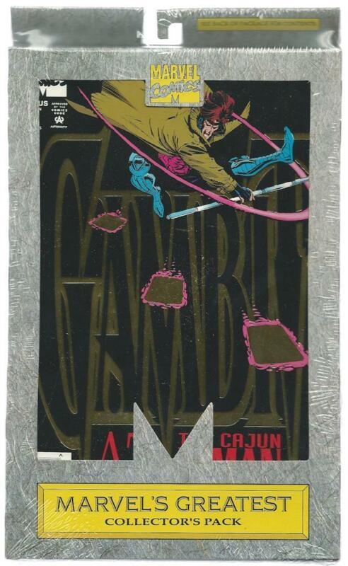 Marvel Comics Gambit 1993 Mini-Series #