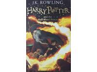 Harry Potter (6 books, book 2 not included)