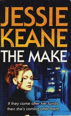 Jessie Keane - The Make *NEW* + FREE P&P