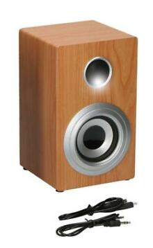 Soundlogic Retro Draadlloze Speaker - Bluetooth (Speakers)