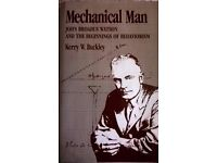 Mechanical Man, Watson and behaviourism