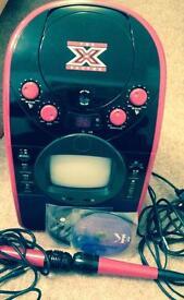 X Factor Karaoke Machine