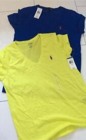 Ladies brand new Ralph Lauren tops