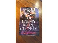 Engage the Enemy More Closely, the Royal Navy in the Second World War by Correlli Barnett - Hardback