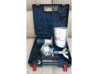 BOSCH GKF600 PROFESSIONAL PALM ROUTER + CASE & ACCESSORIES - UNUSED
