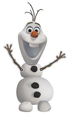 Disney Olaf Schneemann Hänge Dekoration Frozen Eiskönigin Party Kindergeburtstag ()
