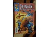 #1 FANTASTIC FOUR ADVENTURES - No 1 - 2005 - Marvel Comic - Collectors edition