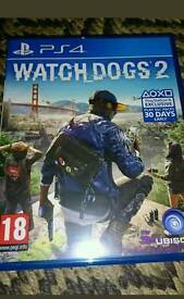 Watchdogs 2 swap for battlefield or cod