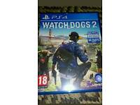 Watchdogs 2 swap for battlefield or cod
