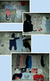 47 items baby boy bundle 3-6 Months