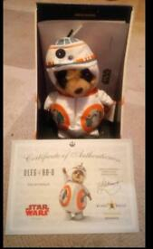 Wanted BB 8 meerkat