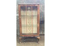 Vintage/Retro Glass Cabinet