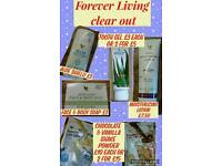 Forever Living clear out