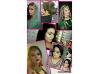 MOBILE Makeup artist/ Hairstylist/ mobile Beauty therapist/THREADING/WAXING at your own home