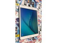 Samsung Galaxy Tab A 9.7 (P550) 16GB 2GB RAM white Android version 7.1