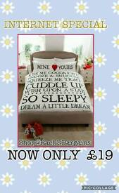Mine& yours bedding