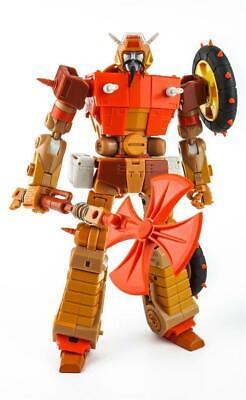 IN STOCK New Transformers KFC toys Eavi Metal MP Crash Hog Wreck-Gar Figure