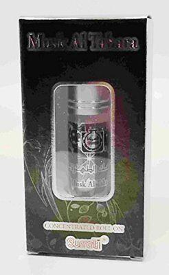 Arabian Musk Perfume Oil (SURRATI MUSK AL TAHARA ARABIAN UNISEX PERFUME OIL- ALCOHOL FREE ATTAR)