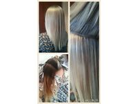 £50 FULLHEAD HEAD HIGHLIGHTS CUT&BLOWDRY £50 MOBILE HAIRDRESSER