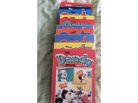 10 Dandy Annuals 1970-1979