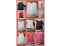 Girls tops bundle 12 tops! age 5-6