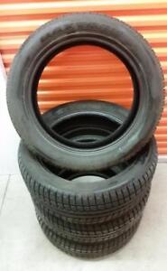 (H212) Pneus Hiver - Winter Tires 245-50-20 Maxtrek 9/32