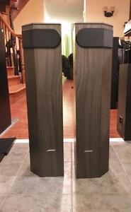 Modern Bose Slim TowersBose 501 v5