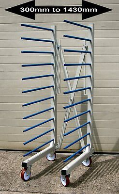 Gibbs Sandtech Expander Drying Rack for painted panels