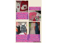 Immacculate baby girls clothes and shoes some never worn