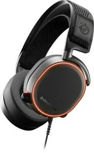 SteelSeries Arctis Pro Gaming Headset with Microphone – Black (Open box)