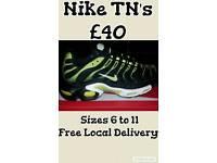 Nike TN Trainers New £40
