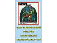 Official Blaze And The Monster Machines Zip Up Sweater