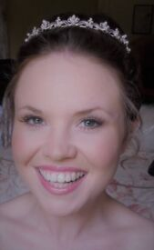 Beautiful, bespoke bridal hair and make-up £150 including trial. Professional, friendly MUA
