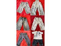 Next Boys Clothes 6-9 Months