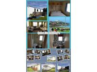 Caravan to rent in newquay in cornwall