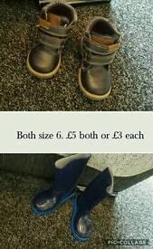 Boys footware