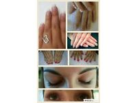 Mobile nails and eyelash extensions