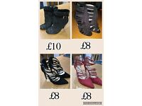Ladies BNWT Shoes - Size 4