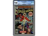 Looking To Buy Marvel Spotlight 32
