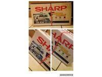 Sharp plain paper ink jet fax