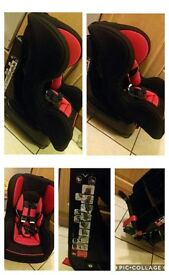 Isofix recliner car seat. Stage 1.. exelent condition.