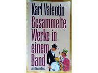 Karl Valentin - Gesammelte Werke in einem Band Baden-Württemberg - Römerstein Vorschau