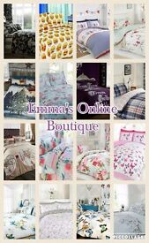 💜SALE SALE SALE SALE 💜 20% off all bedding until midnight on 25th.