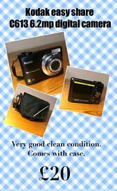 Kodak easy share digital camera