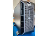 Dell PowerEdge 1900 Server - 2x Xeon 5130 CPUs, 8GB RAM, PERC 5/i, 2x 500GB