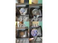 mens brand new watches