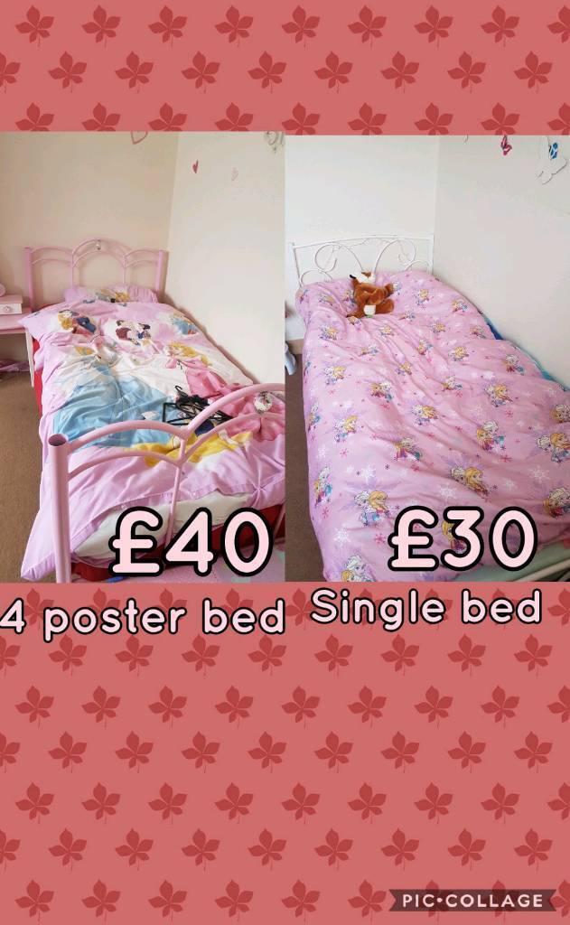 Beds x2