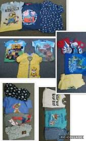 boys clothes bundle 3 - 5 years